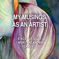 Tess Thomas - My musings as an artist